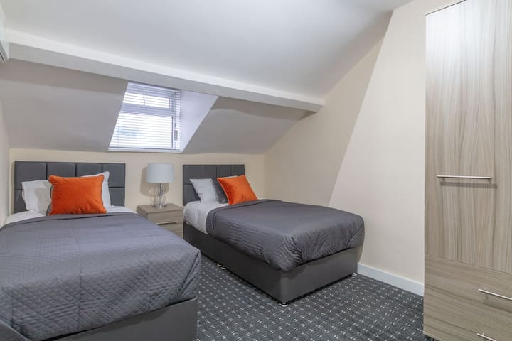 Cosy Private Apartment - Central Leicester