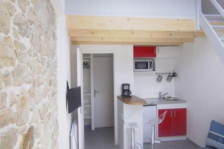 studio 20 m2 à 5 mn à des commerces - La Baule-Escoublac