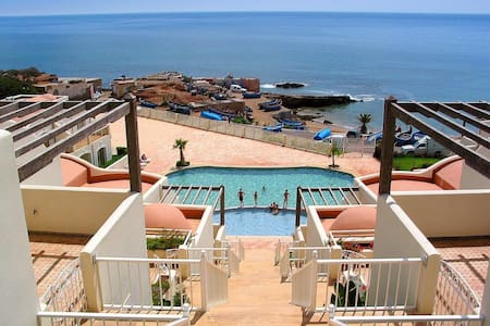 Holiday home on Tiguert beach -  right by the pool - Taghazout - Dom