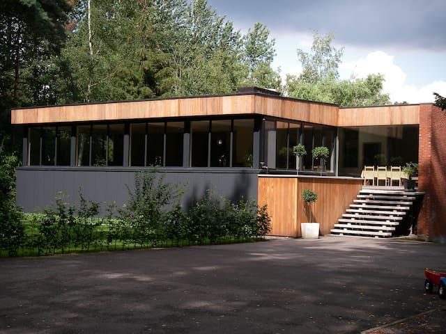 Luxueus logeren middenin de bossen - Aarschot - 家庭式旅館