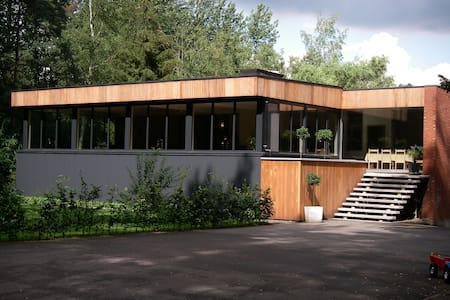 Luxueus logeren middenin de bossen - Bed & Breakfast