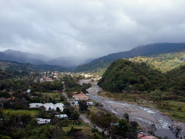 Beautiful highlands of Boquete - Boquete