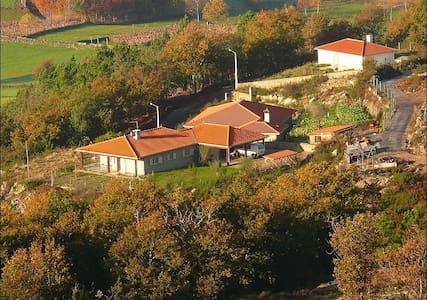 Casa da Cabreira (licença 11131/AL) - Cabeceiras de Basto
