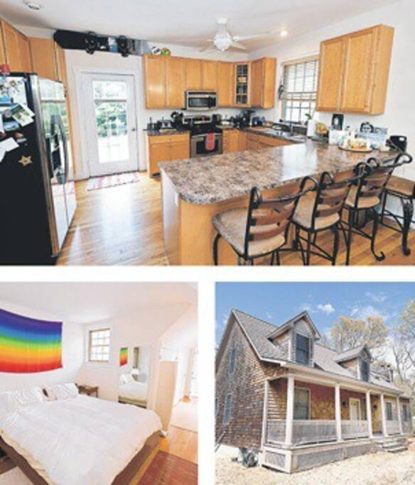 une maison tranquille et calme maisons louer east hampton new york tats unis. Black Bedroom Furniture Sets. Home Design Ideas
