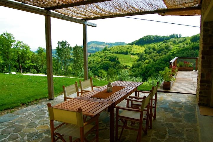 Barbera Apartment-La Ginestra - Bistagno