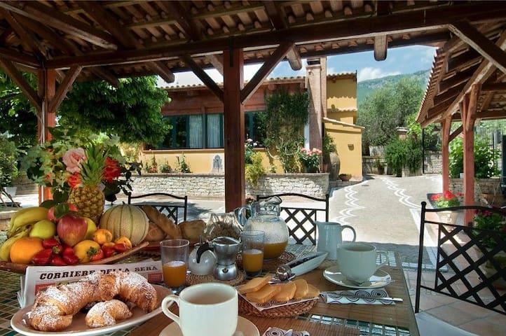Villa vacanze per famiglie tra Costiera e Paestum