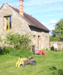 The small holiday cottage  - Sainte-Honorine-la-Chardonne
