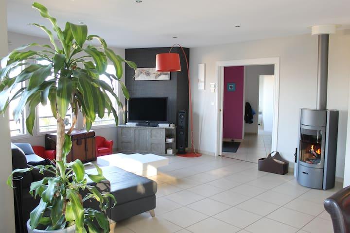 Bienvenue chez nous ;-) - Landerneau - Huis