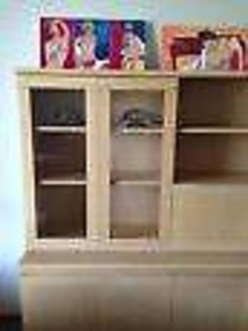 Bedroom Cupboard and drawers