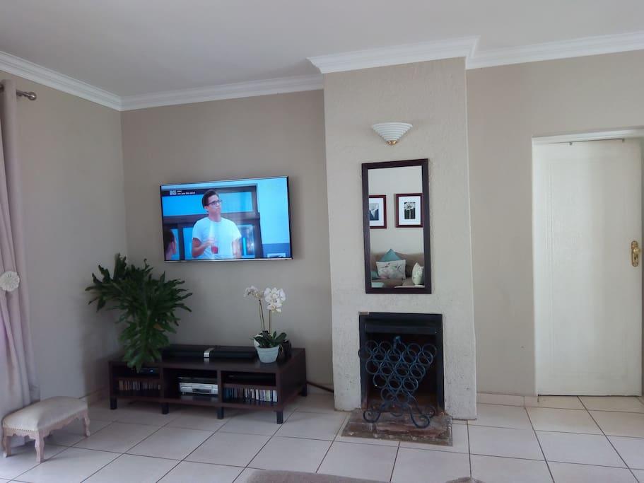 Flatscreen Large TV