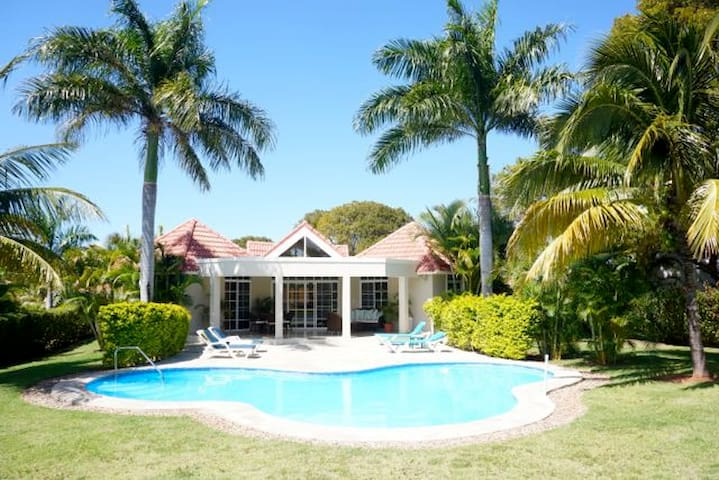 Beautiful Villa, walk to Beach! - Sosua - House