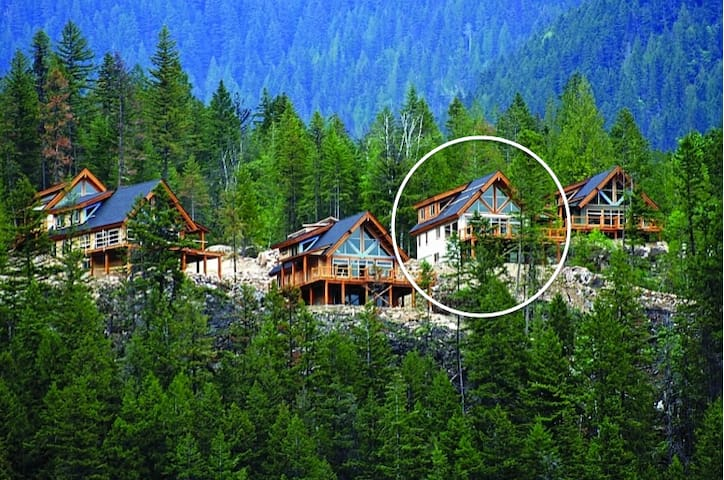 Slocan Panorama Cabin/Chalet - Silverton - Haus
