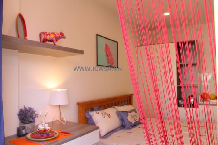 ICASA Dakao -A perfect studio in Central Dakao