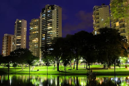 Apto Jardim Goiás (a partir de 1 diária)