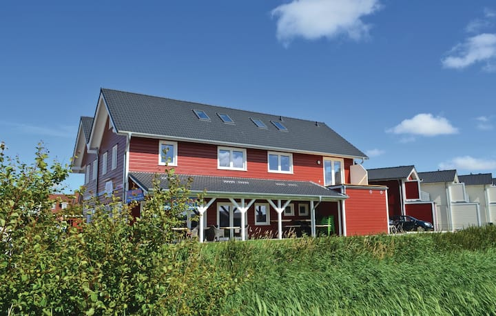 Stunning home in Dagebüll with Sauna and 6 Bedrooms