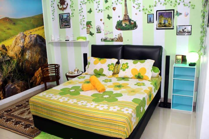 Makassar Harmony Residence Near Airport - Kota Makassar - Huis