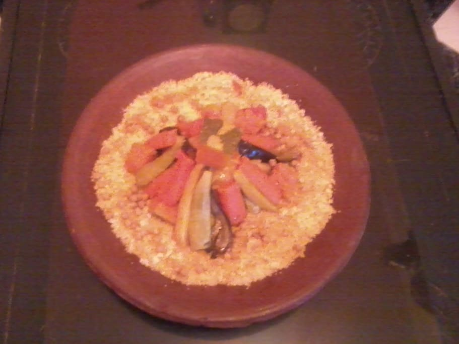 another cous cous friday
