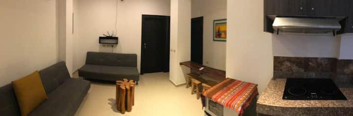 Suite deluxe de dos habitaciones. confort