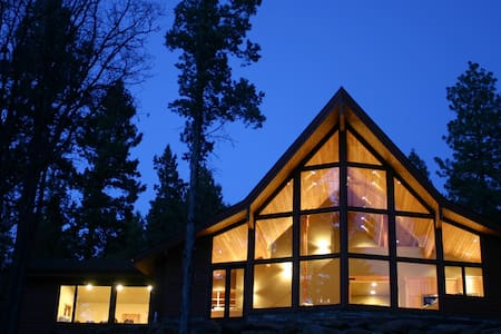 Chalet Lindal - between Mt Shasta & Crater Lake - Кламат-Фолс - Дом