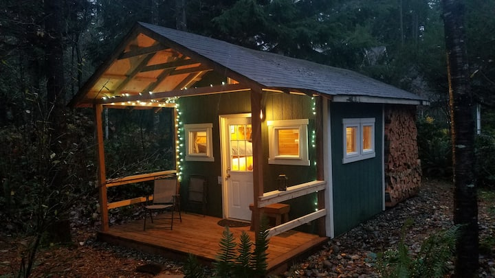 Tiny Cabin at Wildwood Inn