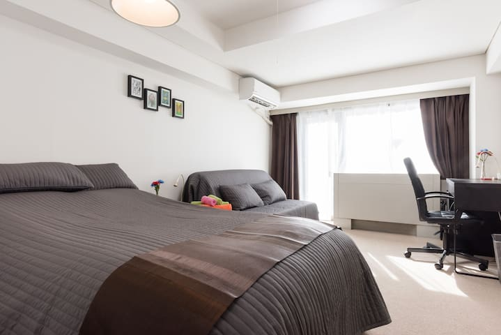 Stylish rooms. 5min Sta Open new! - Shibuya - Wohnung