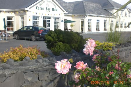 Carna Bay Hotel - Galway - Boutique-hotell