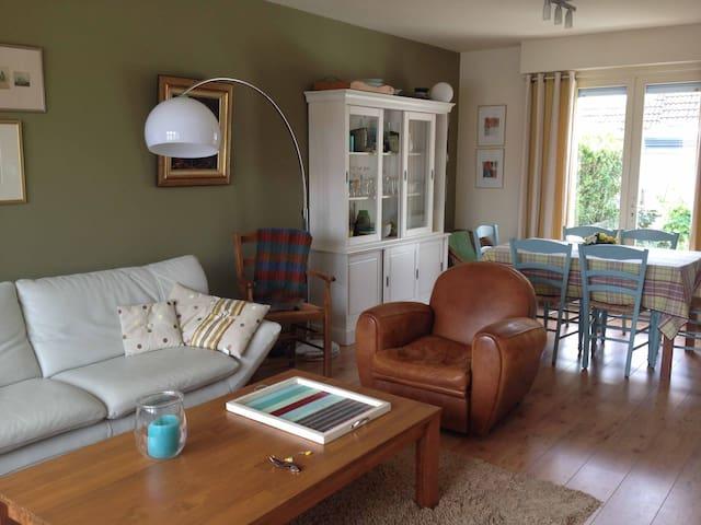 Villa à Wimereux à 2 min plage avec jardin clos - Wimereux - House