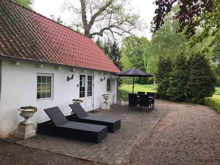 Bolig Hvedholm park æblehaven