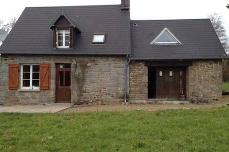 St. Michel De Montjoie stone cottage