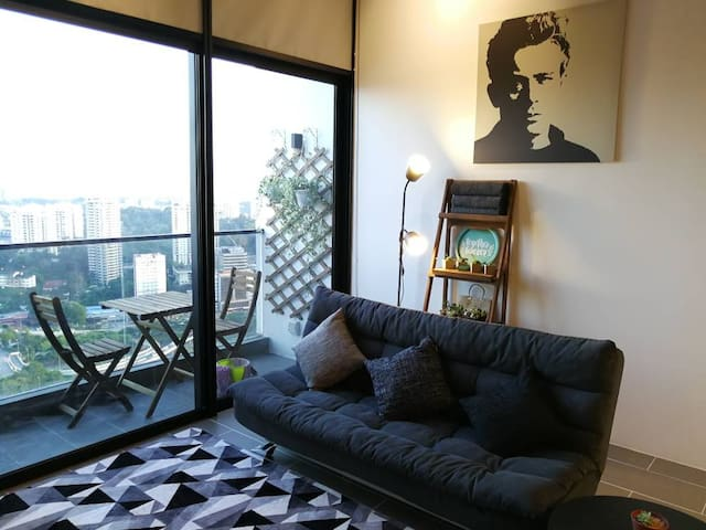 Contemporary The EST Bangsar+ Wifi,Netflix,CARPARK