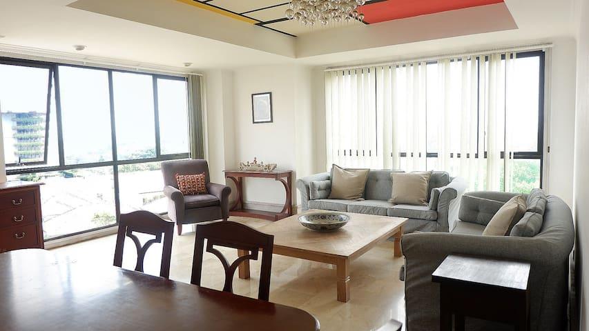 Garden apartment in south jakarta