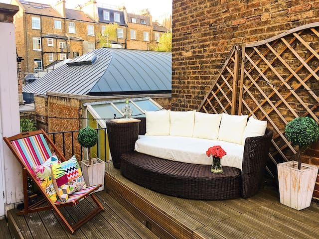 Rose Tinted Home - Londres - Casa
