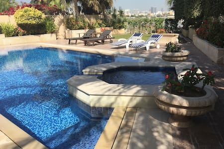 High End Furnished , Luxury Villa - Dubai - Casa