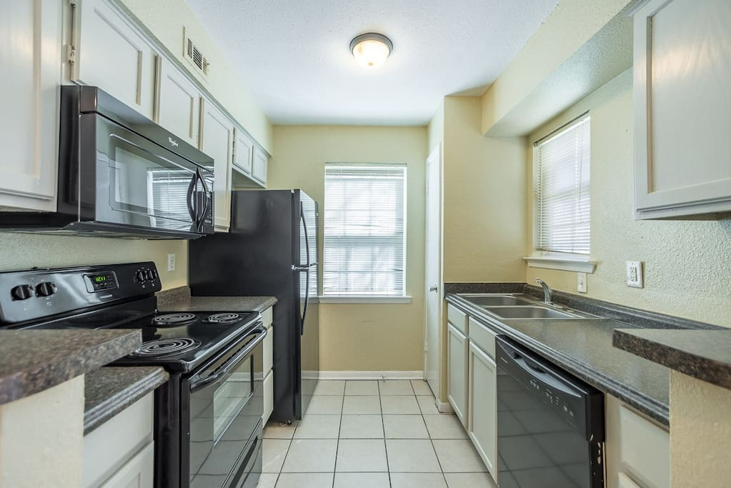 Access to Shared Kitchen