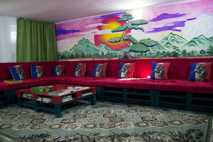 Hostel Comfort - хостел, в котором хочется жить
