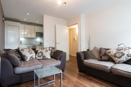 Glasgow west end/clydeside flat - Glasgow