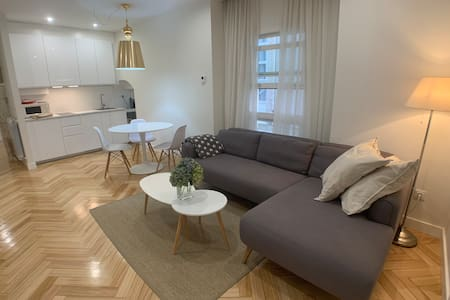 New Apartment in city center -Real. Don't miss :)