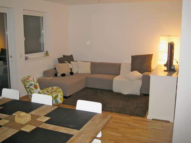 Central Zell apartment - sleeps 6+