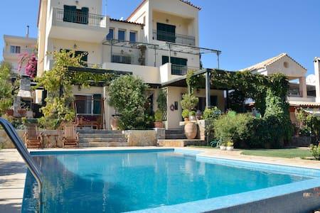 Elegant Villa near Sounion - Athens - Agios Konstantinos, Sounio, Lavrio