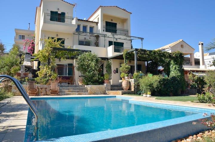 Elegant Villa near Sounion - Athens
