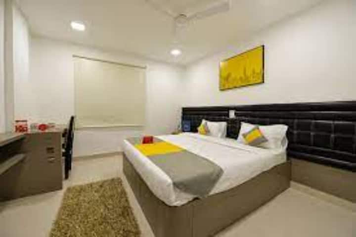 Business Travellers Ac room @ Hitech City