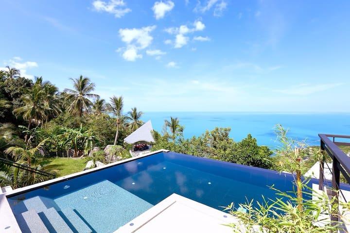Baan seThai, SmartLux SeaView Villa, Koh Samui