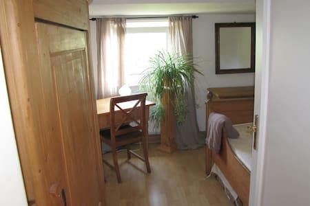 1-Zimmer-Wohnung mit Herz - มินเดน