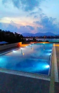 Seaview Resort,  Comfy Hotel Marina Island Pangkor