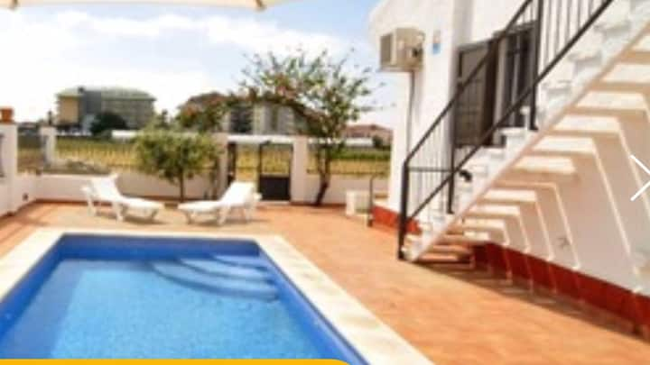 Casa ideal para disfrutar de vacaciones familiares