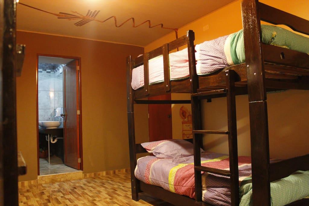 Dormitorio Nazca