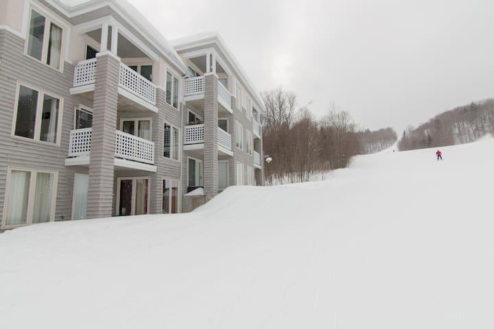 Studio a louer Stoneham Quebec - Stoneham-et-Tewkesbury - Apartamento