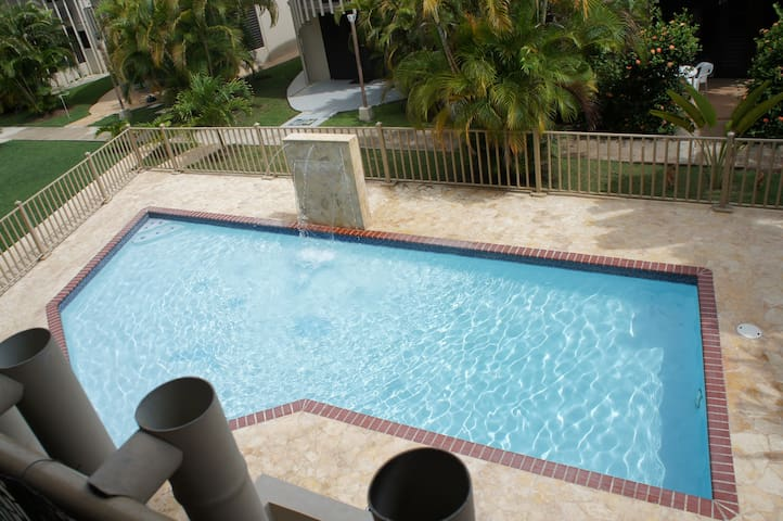 Charming Beach Apartment inBoqueron - Boqueron - Pis