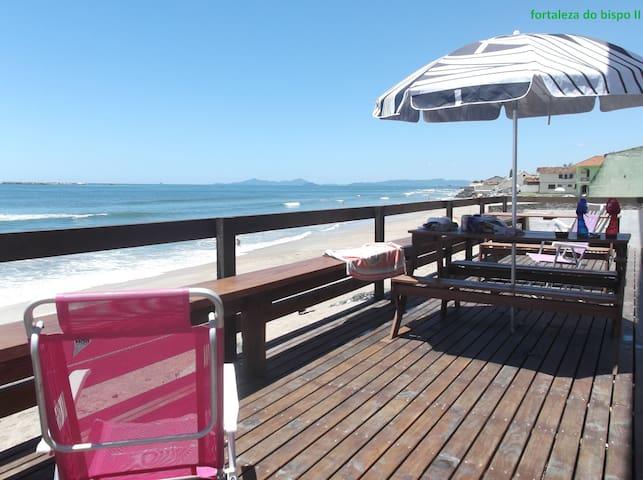 Fortaleza do Bispo 2 - BBQ + Ocean View - Barra Velha - Casa