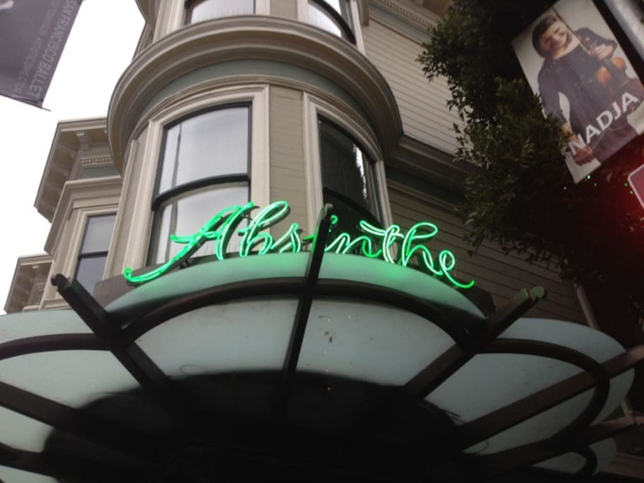 Photo of Absinthe Brasserie & Bar in SoMa